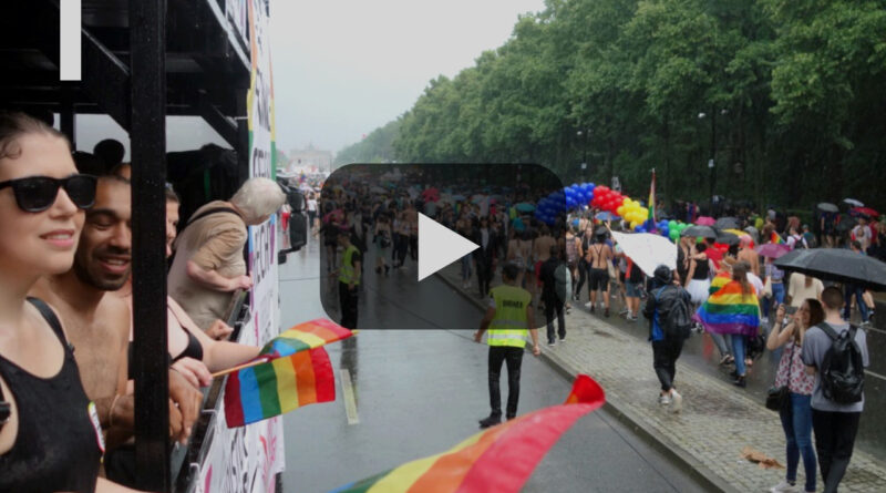 CSD Berlin 2017 with CO-WC