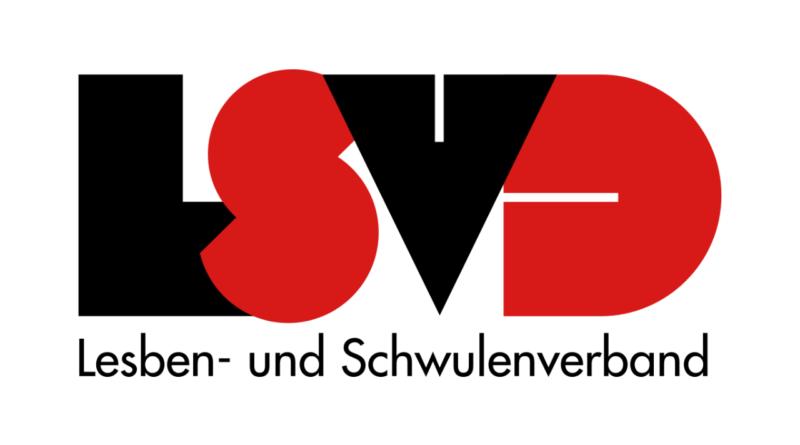 Logo des Lesben- und Schwulenverband Deutschland