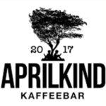 Logo of the Kaffeebar Aprilkind in Berlin