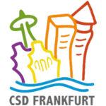 Logo of the CSD Frankfurt am Main