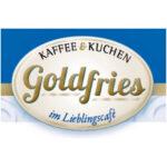 Logo of the Goldfries in Berlin