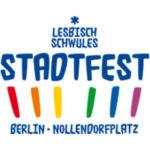 Logo of the Lesbisch-schwules Stadtfest Berlin