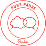 Logo of the Pure Pause in Berlin